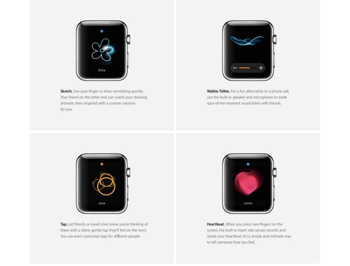 Apple Watch-features - Wearable Tech
