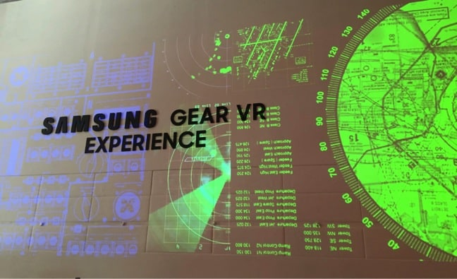 Hunger Games Virtual Reality Experience