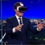 Stephen Colbert Virtual Reality