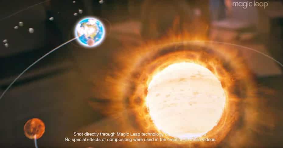 magic Leap Demo