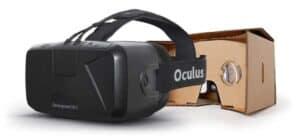 Facebook Google VR