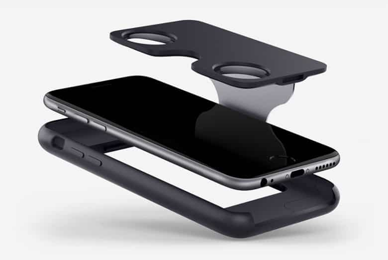 Virtual Reality iPhone Case