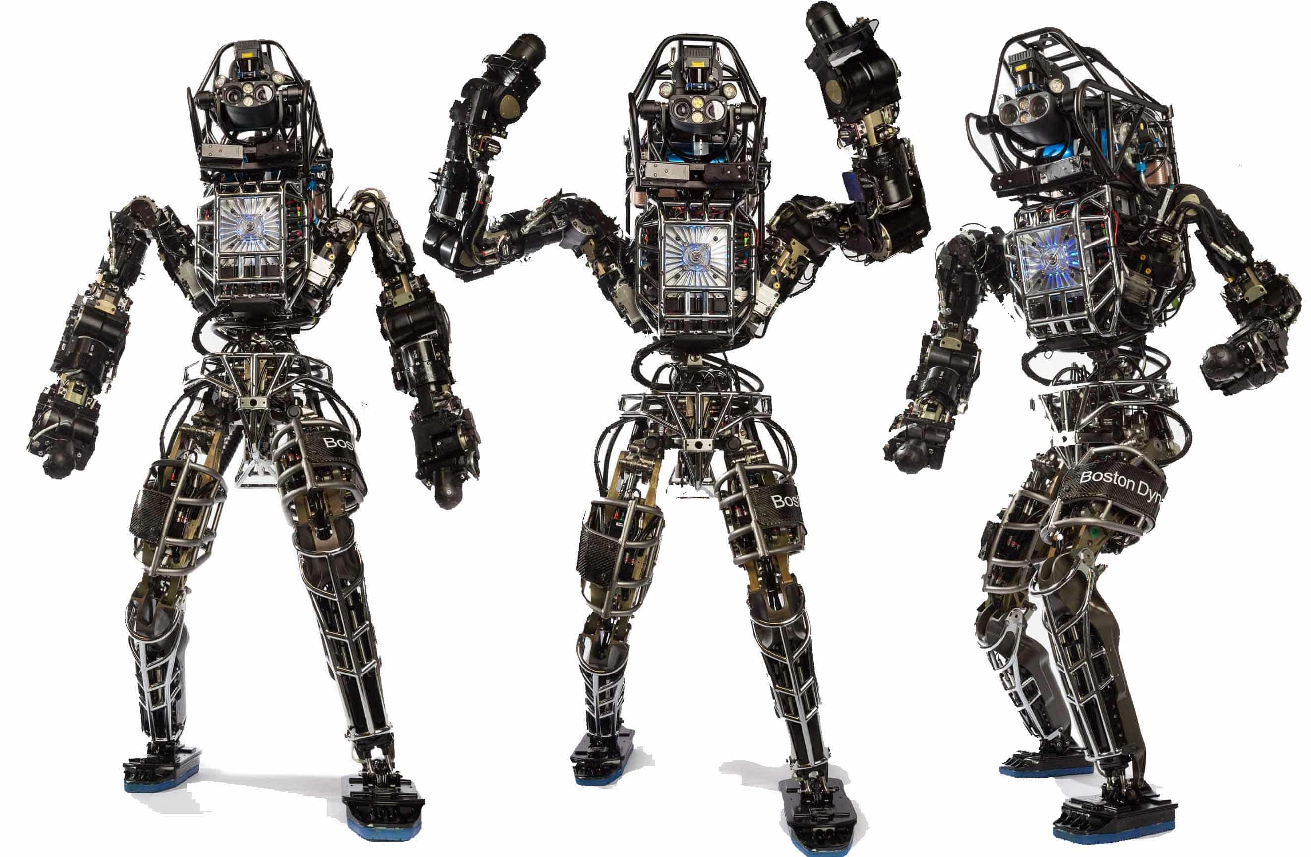 Boston Dynamics- Happy Holidays