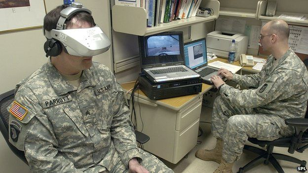 Virtual Reality in 2016 - PTSD Treatment