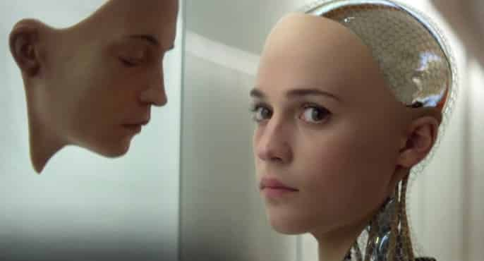 AI in Ex Machina