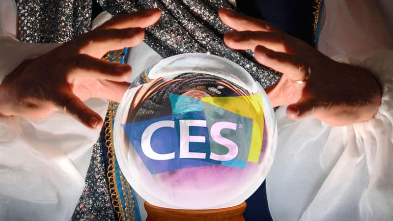 VR at CES 2016