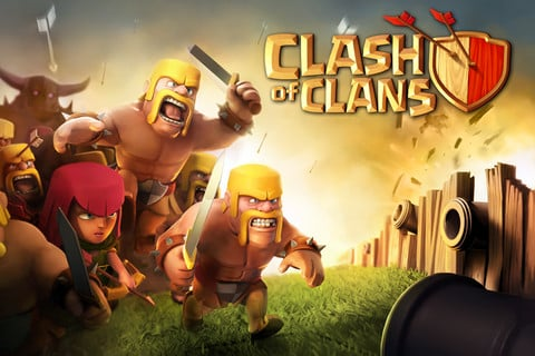 VR Games: Clash of Clans 360 Video