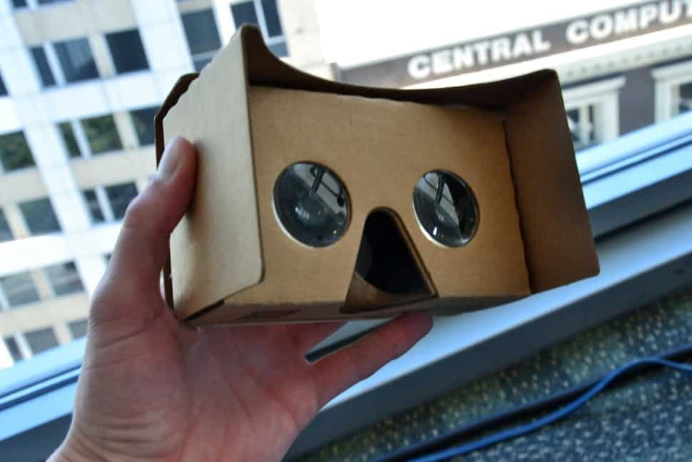 Google Cardboard VR is a remarkable development