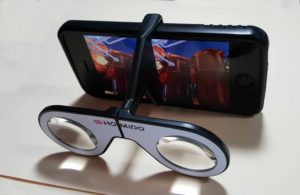 Smallest VR Headset - the Homido Mini debuts at CES 2016
