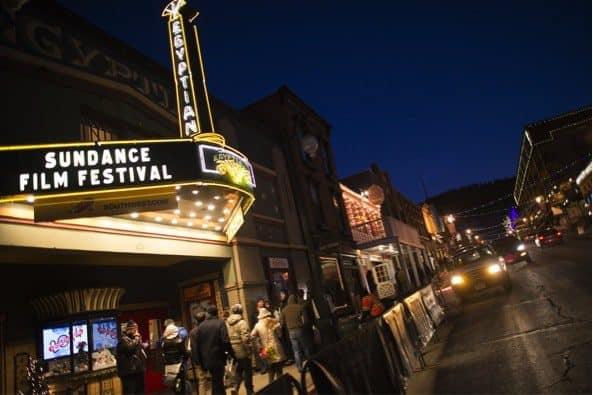 Sundance VR films - New Frontiers Program