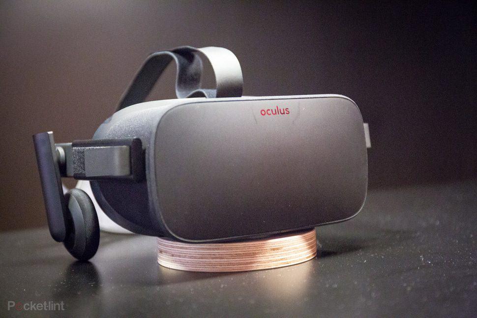 Preorder Oculus Rift
