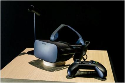Oculus Rift - VR contributed to the year in Wearables