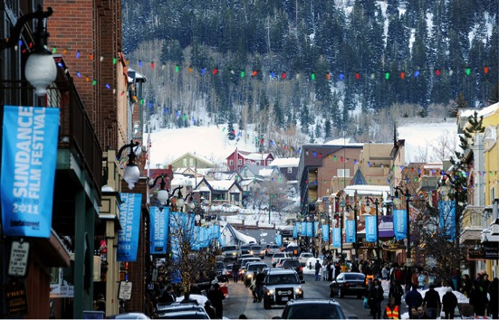 Sundance Film Festival will host VR films at Park City