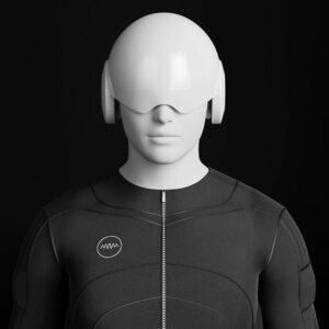 Feeling Virtual Reality in the Teslasuit