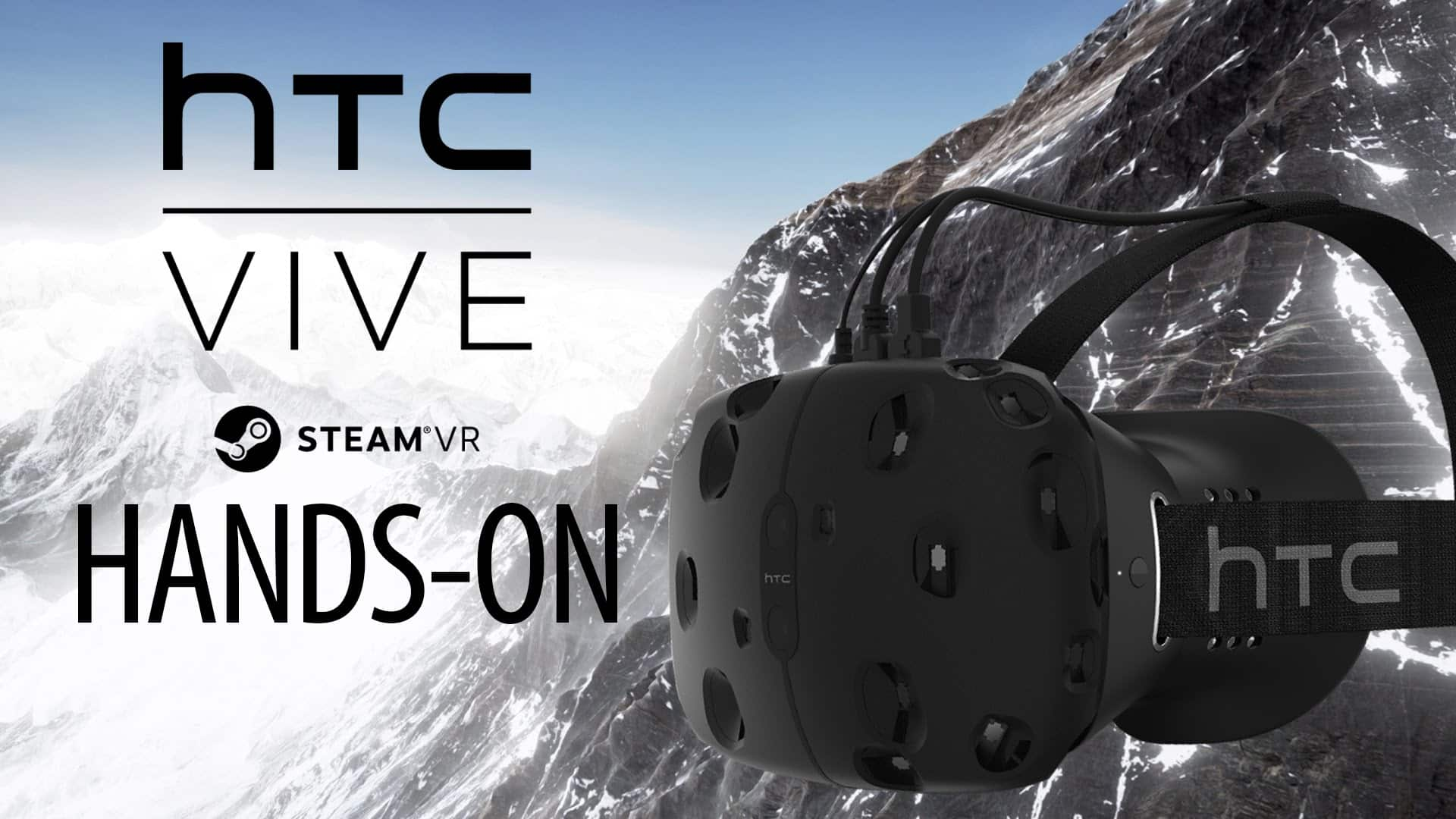 New Technology at CES 2016 - VR Everest