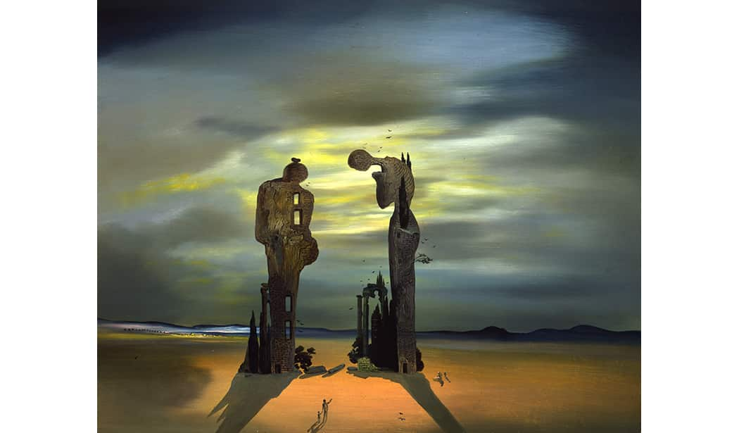 Virtual Reality Experience of Dali Painting