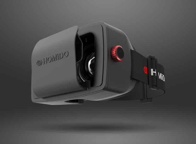 Homido's larger Virtual Reality Headset