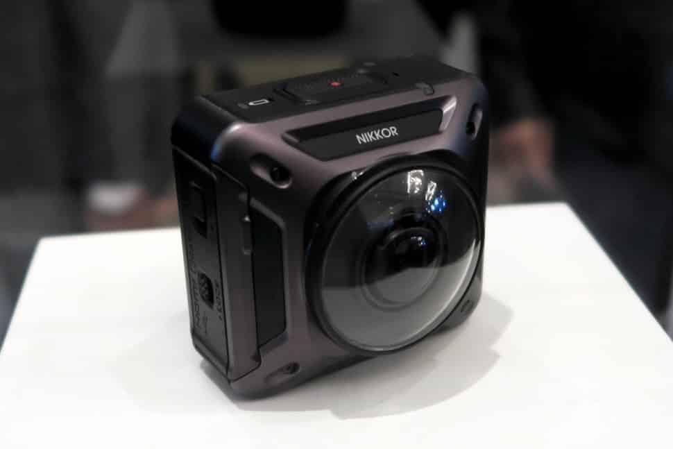 VR Cameras: The Nikon Virtual Reality Camera
