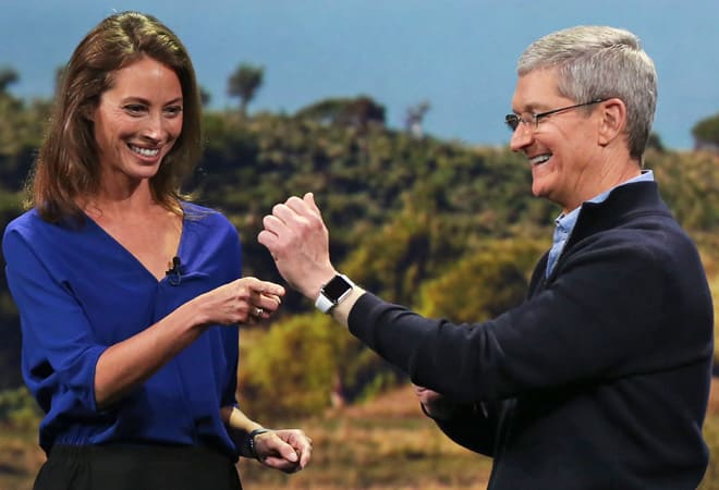 Apple's been a huge part of the year in Wearables with the Apple Watch