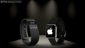 Wearable Tech Market - Fitbit and Apple