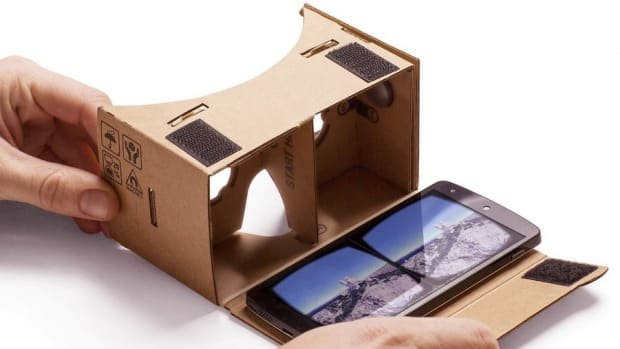 Virtual Reality in 2016 - Google Cardboard