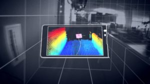 Google VR and Project Tango