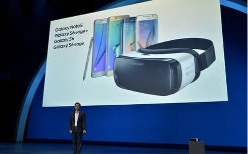 New Google VR Headset would be a competitor to the Samsung Gear VR 2