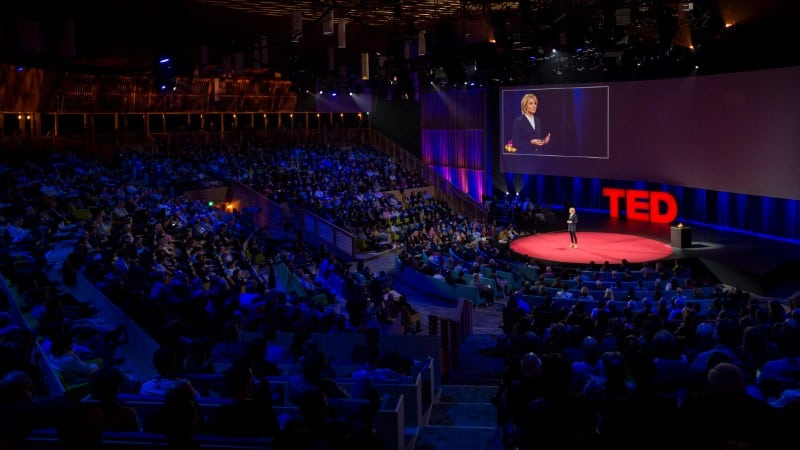Virtual reality talks at TED 2016