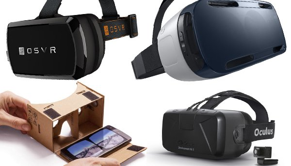 Virtual Reality Headsets in 2016