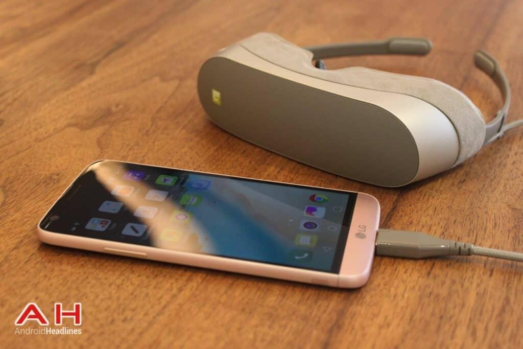 Virtual Reality News-LG VR Headset
