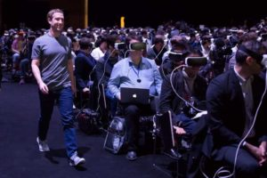 Virtual Reality News at MWC 2016