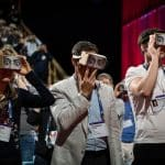 Virtual Reality Experience at TED 2016