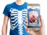 Augmented Reality T-shirt