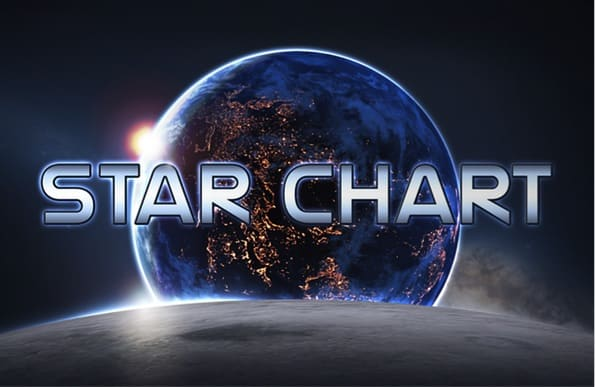 Virtual Reality App from Star Chart