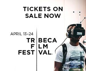 Virtual Reality experiences at Tribeca Film Festival