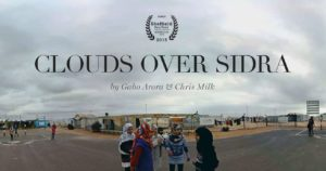 Clouds Over Sidra VR Experience