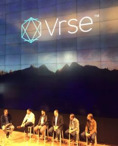 VR Talk at Tribeca FIlm Festival