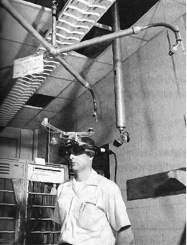 Ivan Sutherland Virtual Reality
