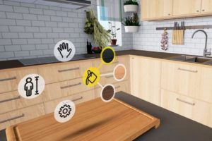 IKEA Virtual Reality to Remodel your kitchen