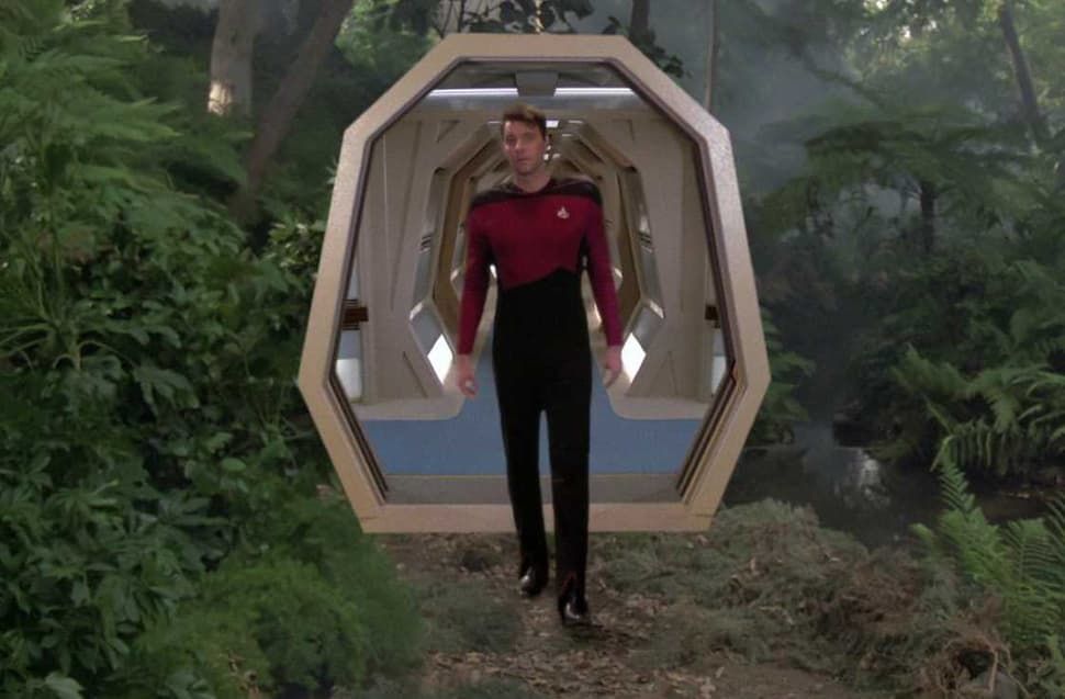 Virtual Reality and the Holodeck
