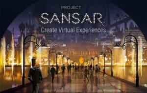 Project Sansar Immersive World