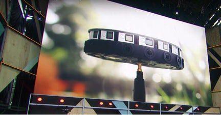 Google VR Jump Camera