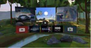 Google VR - The Daydream Platform