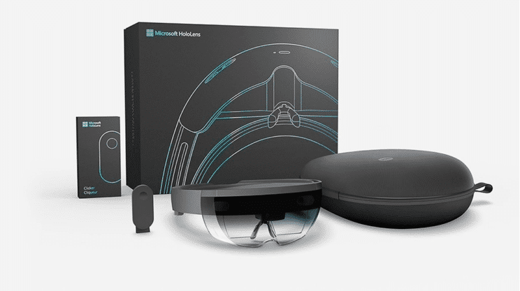 Microsoft HoloLens Unboxed Specs