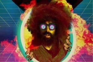 Best VR Music Experience - Reggie Watts in AltSpaceVR