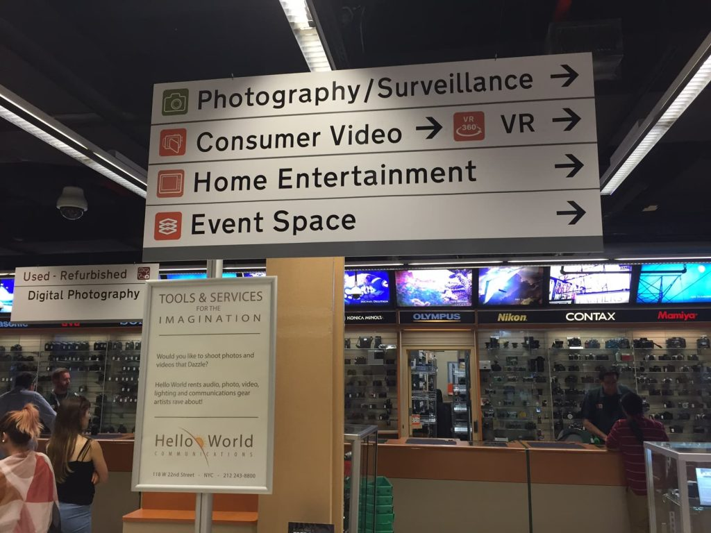 VR Phone and Retailors