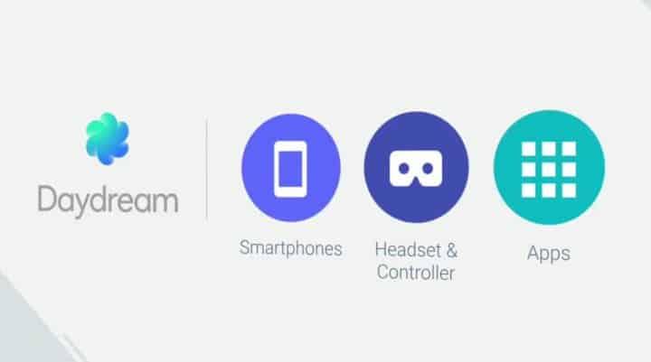 Daydream VR Platform by Google