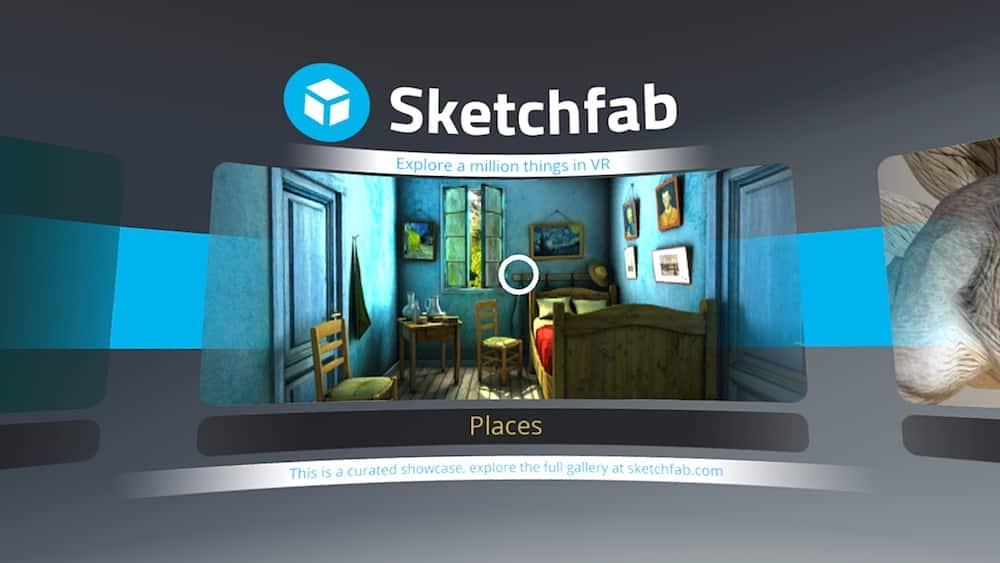 Sketchfab VR App