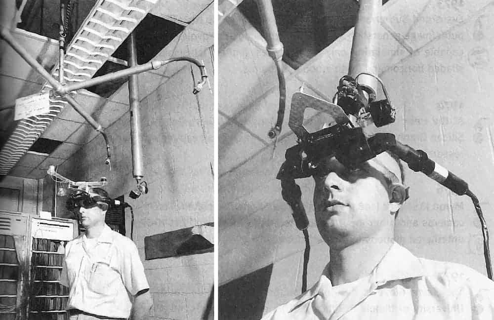 Ivan Sutherland - VR Headset