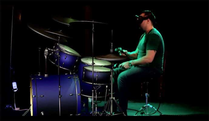 Virtual Reality Music - The Music Room